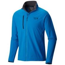 Men's Super Chockstone Full Zip Jacket by Mountain Hardwear
