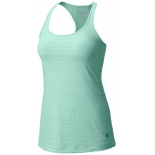 Women's Mighty Stripe Tank by Mountain Hardwear