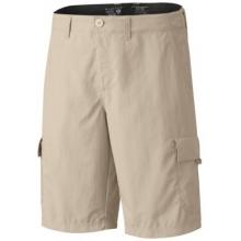 Men's Castil Cargo Short by Mountain Hardwear in Ponderay Id