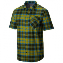 Men's Drummond Short Sleeve Shirt by Mountain Hardwear in Traverse City Mi