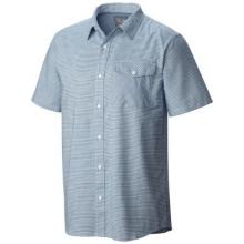 Men's Drummond Short Sleeve Shirt by Mountain Hardwear in Delafield Wi