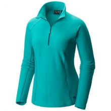 Women's Microchill Zip T