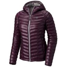 Women's Ghost Whisperer Hooded Down Jacket by Mountain Hardwear in Portland Or