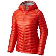 Women's Ghost Whisperer Hooded Down Jacket by Mountain Hardwear in Richmond Bc