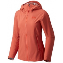 Women's Stretch Ozonic Jacket by Mountain Hardwear in Rogers Ar