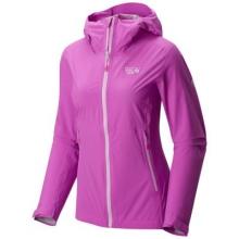 Women's Stretch Ozonic Jacket by Mountain Hardwear in Colorado Springs Co