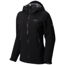 Women's Stretch Ozonic Jacket by Mountain Hardwear in Manhattan Ks