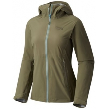 Women's Stretch Ozonic Jacket by Mountain Hardwear in Durango Co