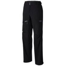 Women's Stretch Ozonic Pant by Mountain Hardwear in Coeur Dalene Id