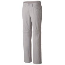 Women's Mirada Convertible Pant by Mountain Hardwear in Burlington Vt