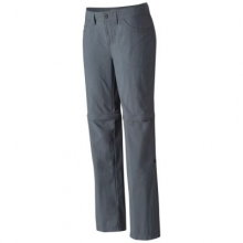 Women's Mirada Convertible Pant by Mountain Hardwear in South Yarmouth Ma