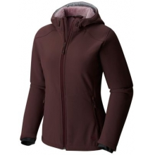 Pyxiana Hooded Jacket by Mountain Hardwear in San Diego Ca