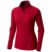 Women's Butterlicious Long Sleeve 1/2 Zip by Mountain Hardwear in Birmingham Mi
