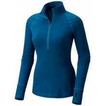 Women's Butterlicious Long Sleeve 1/2 Zip by Mountain Hardwear in Costa Mesa Ca