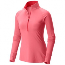 Women's Butterlicious Long Sleeve 1/2 Zip by Mountain Hardwear in Little Rock Ar