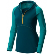 Women's Butterlicious Long Sleeve Hoody by Mountain Hardwear