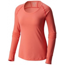 Women's Butterlicious Long Sleeve Crew by Mountain Hardwear