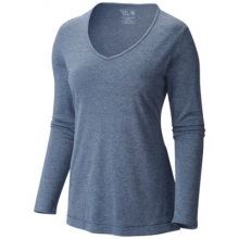 Women's Wicked Printed Long Sleeve T by Mountain Hardwear in Lexington Va