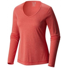Women's Wicked Printed Long Sleeve T by Mountain Hardwear in Prescott Az