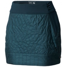 Women's Trekkin Insulated Mini Skirt by Mountain Hardwear in Canmore Ab