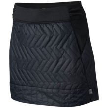 Women's Trekkin Insulated Mini Skirt by Mountain Hardwear