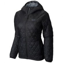 Women's Thermostatic Hooded Jacket by Mountain Hardwear