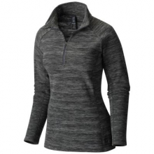Women's Snowpass Fleece Zip T by Mountain Hardwear in Lake Geneva Wi