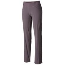Women's Dynama Pant by Mountain Hardwear in Arcadia Ca
