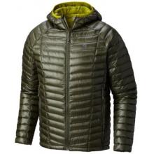 Men's Ghost Whisperer Hooded Down Jacket by Mountain Hardwear in Brighton Mi