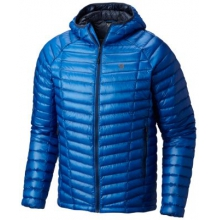 Men's Ghost Whisperer Hooded Down Jacket by Mountain Hardwear in Paramus Nj