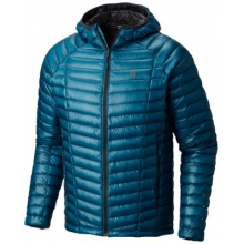 Men's Ghost Whisperer Hooded Down Jacket by Mountain Hardwear in Scottsdale Az