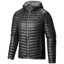 Men's Ghost Whisperer Hooded Down Jacket by Mountain Hardwear in Boulder Co