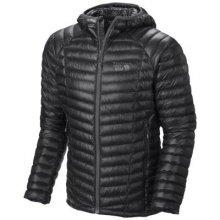 Men's Ghost Whisperer Hooded Down Jacket by Mountain Hardwear in Solana Beach Ca