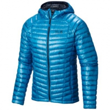Men's Ghost Whisperer Hooded Down Jacket by Mountain Hardwear