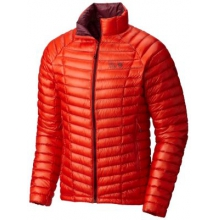Men's Ghost Whisperer Down Jacket by Mountain Hardwear in Lewiston Id
