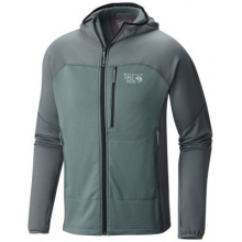 Desna  Grid Hooded Jacket by Mountain Hardwear