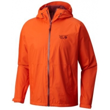 Men's Finder Jacket by Mountain Hardwear in Manhattan Ks