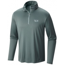 Wicked Long Sleeve Zip T by Mountain Hardwear