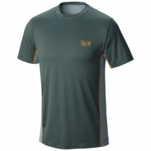 Wicked Lite Short Sleeve T by Mountain Hardwear in Portland Me