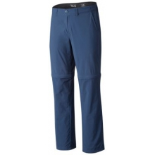 Men's Castil Convertible Pant by Mountain Hardwear in Auburn Al