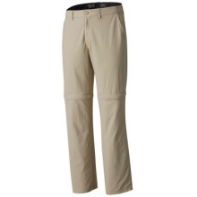 Men's Castil Convertible Pant by Mountain Hardwear in Ponderay Id