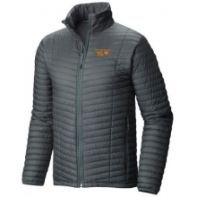 Men's Micro Thermostatic Jacket by Mountain Hardwear