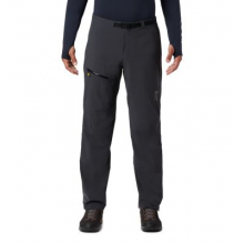 Men's Stretch Ozonic Pant by Mountain Hardwear in Rocky View No 44 Ab