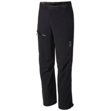 Men's Stretch Ozonic Pant by Mountain Hardwear in Colorado Springs Co