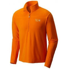 Men's MicroChill Lite Zip T by Mountain Hardwear