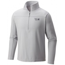 Men's MicroChill Lite Zip T by Mountain Hardwear in Traverse City Mi