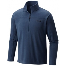 Men's MicroChill Lite Zip T by Mountain Hardwear in Champaign Il