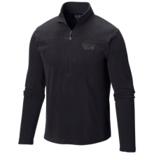 Men's MicroChill Lite Zip T by Mountain Hardwear in Portland Me
