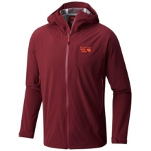 Men's Stretch Ozonic Jacket by Mountain Hardwear in Durango Co