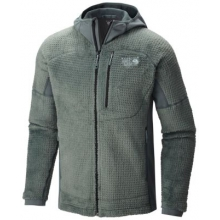 Monkey Man Grid II Hooded Jacket by Mountain Hardwear